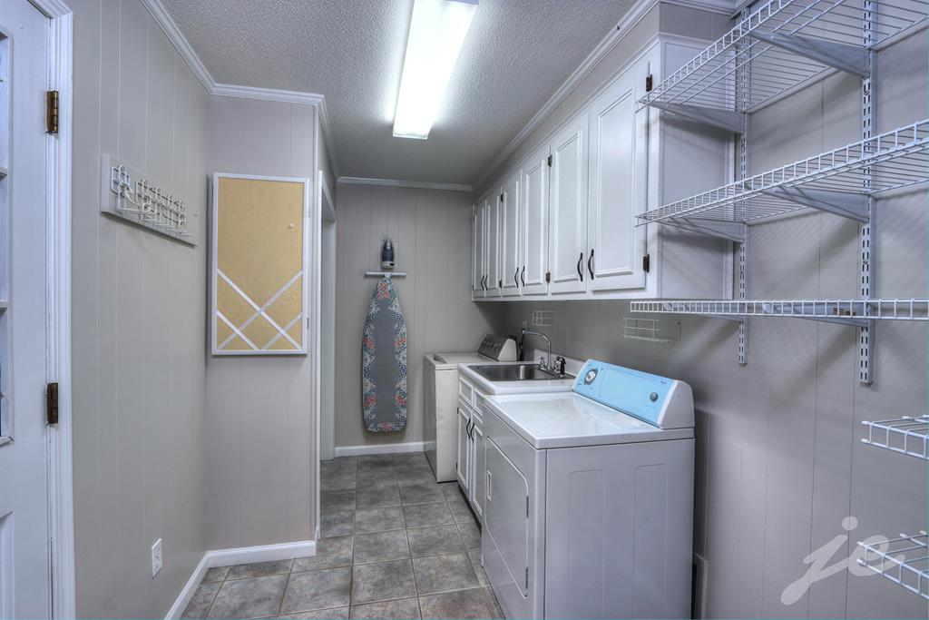 Laundry Room with Sink