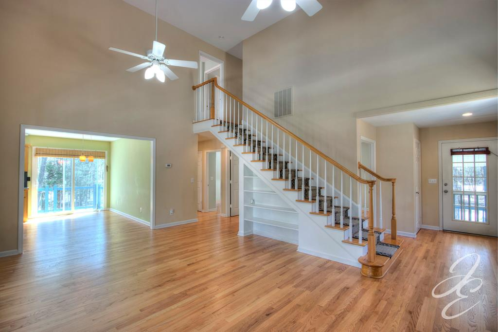 Great Room and Stairway